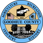 goodhue, mn county badge
